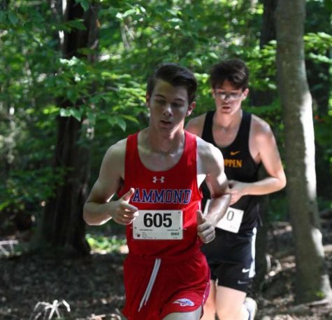 A Sit Down With Cross Country Captain Samuel McLamb